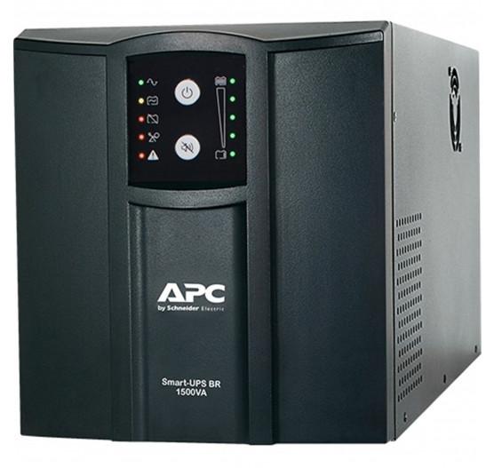 No Break APC SMART-UPS BR 1500VA BIV - SMC1500XLBI-BR