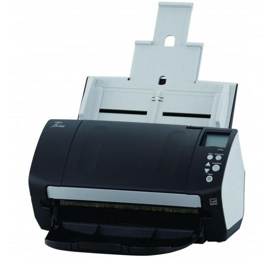 Fi-7160 A4 Scanner Fujitsu 60ppm 120 ipm Color Duplex, ADF