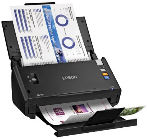 Scanner Epson DS-510 B11B209201 Workforce