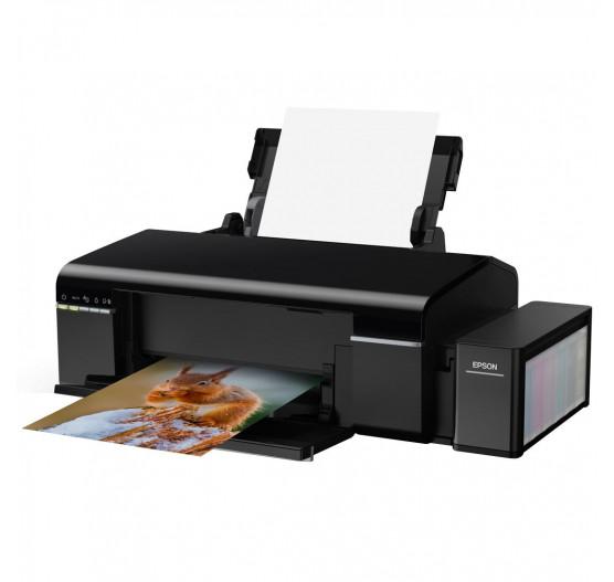 Impressora Epson L805 C11CE86302 Color, Foto, Tanque de Tinta