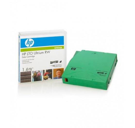 Cartucho de Fita HPE SD LTO-4 800/1600GB RW - C7974A