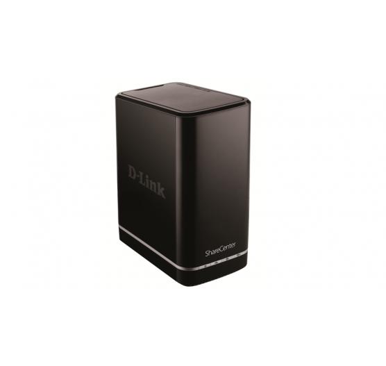 Storage D-LINK DNS-320L com 2 SLOTS P/ HD SATA