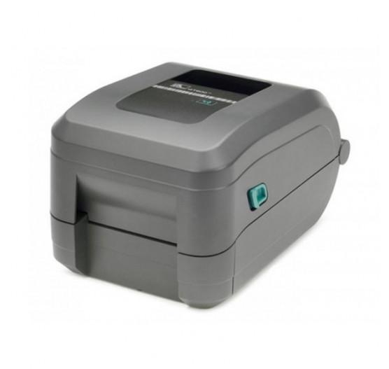 Imp Térmica de Etiqueta GT800 ZEBRA, 300DPI Serial PARALELA, GT800-3005A2-100