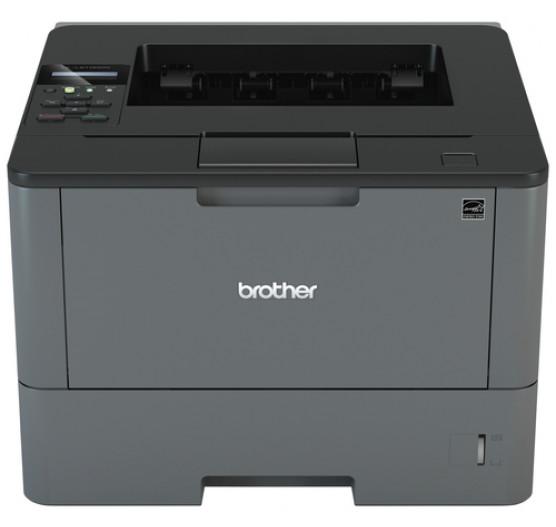 Impressora Brother HL-L5102DW Laser Mono, duplex, USB e Wrl