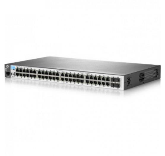 HP 2530 48G J9775A com 48x 10/100/1000Mbps + 4x portas 1G SFP