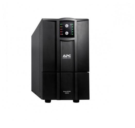 Nobreak APC SMC2200XL-BR 2200VA 2200W SMART-UPS C (entrada 115V/SAIDA 115V) com 8 Tomadas