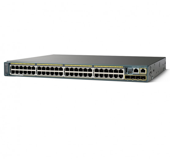 Cisco 2960-X 48G WS-C2960X-48TS-BR Switch