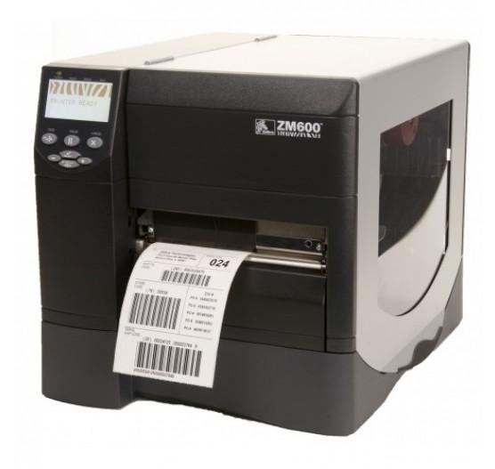 Impressora Termica Zebra ZM600 203DPI