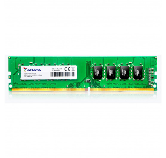 Memória Adata AD4U2400W8G17-S 8GB 2400MHz DDR4 p/ desk