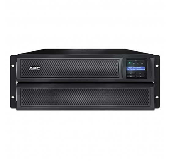 No Break APC Smart-UPS X 3000va 4U Mono220 - SMX3000HV-BR