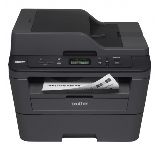 Multifuncional Brother Laser Mono DCP-L2540DW, Dup, Rede, Wr