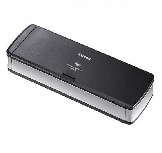 Scanner Canon (A4) P-215II - 15ppm 600DPI - 9705B007AB