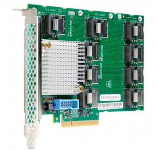 Expansor SAS HPE iss p/ DL380 Gen10 - 870549-B21