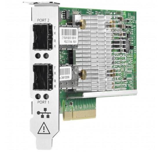 Placa de Rede HPE ISS 530SFP+ 10Gb SFP+ 2Portas - 652503-B21