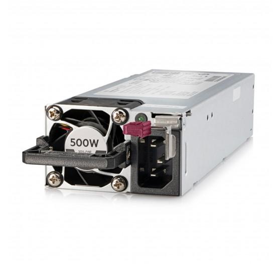Fonte de Alimentação HPE ISS 500W Hot-Plug LowHal 865408-B21