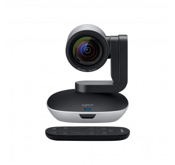 Web CAM HD PTZ PRO 2 Video Conferencia Microfone Logitech 960-001184