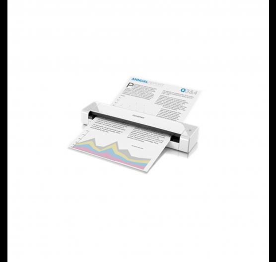 Scanner Brother Portátil DS720D A4 Duplex 8ppm
