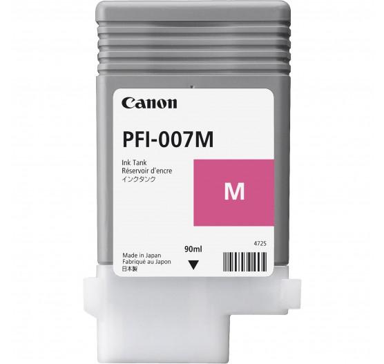 Cartucho de Tinta Canon PFI-007 M - 90ml - 2145C001AA