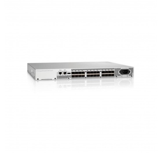 HPE 8/8 Base 8-port Enabled SAN Switch