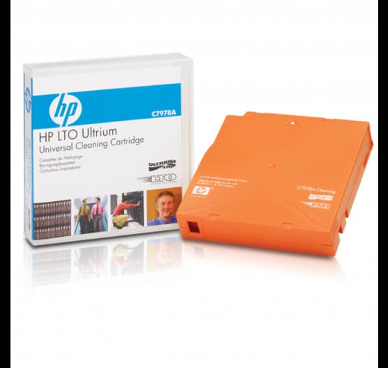 Cartucho de Limpeza HP Ultrium Universal - C7978A