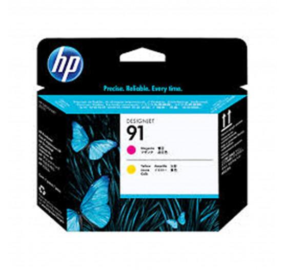Cabeça de impressão  HP 91 Magenta/Amarelo PLUK - C9461A