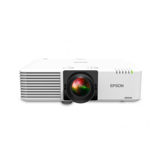 Epson Projetor L510U Laser WUXGA 5000 Lumens PowerLite Multimidia Full HD 3LCD PN:V11H903020
