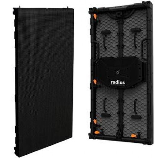 Painel LED Outdoor 5.9mm 5000Nits Radius 1,0 X 0,5M L3 PN:RO59-003-19