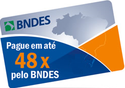 cartao BNDES na Loja Daniele